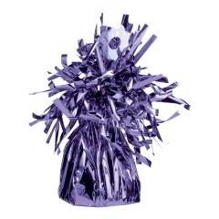Greutate din Folie Mov pentru baloane - 150 g, Qualatex 36267