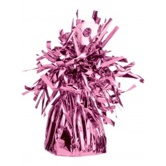 Greutate din Folie Roz pentru baloane - 150 g, Qualatex 36264