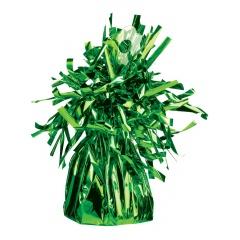 Greutate din Folie Verde pentru baloane - 150 g, Qualatex 36268