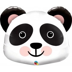 Balon Folie Figurina Urs Panda - 79 cm, Qualatex 87946