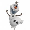 SuperShape Frozen - Olaf Foil Balloon, Amscan 31950