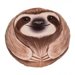 Plush cushion Sloth - 30 cm, Radar 32/2083