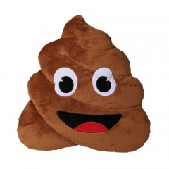 Perna plus Poo Emoticon - 20 cm, Radar 62/1026