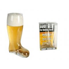 Beer Glass, Boot - 800 ml, Radar 78/7880, 1 piece