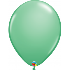 Wintergreen Latex Balloon, 16 inch (41 cm), Qualatex 43905