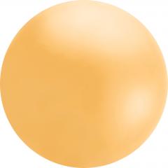 Balon latex 4ft chloroprene portocaliu, Qualatex 91214, 1 buc