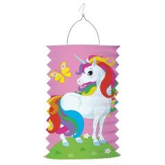 Unicorn Drop Lantern, Amscan 9902116
