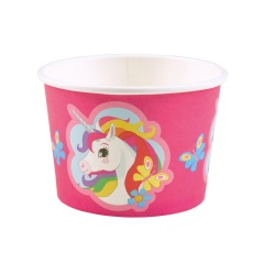 8 Ice Bowls Unicorn, 251 ml, 9902370