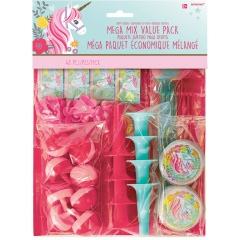 Favour Value Pack Magical Unicorn, Radar 399739, Pack of 48 pieces