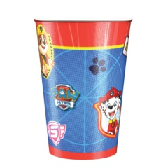 Paw Patrol Paper Party Cups - 250 ml, 9903820, Pack of 8 Pieces
