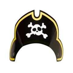 Coif petrecere copii, Pirat, 9902129, Set 8 coifuri