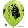 Baloane latex 12'' - Star Wars - The Last Jedi, Qualatex 57625, Set 6 buc