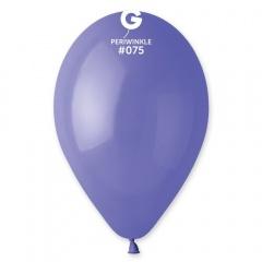 Baloane latex 26 cm, Periwinkle 75, Gemar G90.75