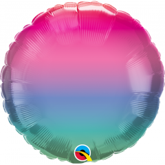 Balon Folie 45 cm Jewel Ombre, Qualatex 97408