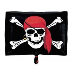 Balon Folie 45 cm Jolly Roger Pirat 29789ST