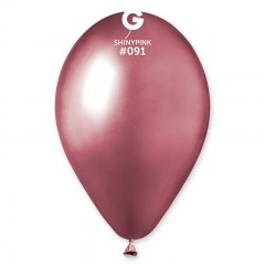 "13"" Shiny Pink (Chrome), Gemar 120.91, pack of 10 pcs"