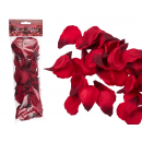 Red Rose Decor Petals for Wedding, Radar 500100, 100 pcs/bag