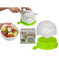 Multifunctional salad cutter bowl, 22 cm, Radar 71/3146, 1 pcs