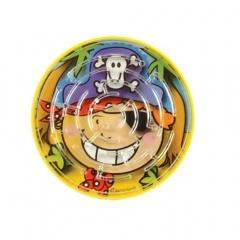 Pirate Friends Maze Puzzle, Radar 397911, Pack of 8 pieces