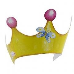 Tiaras Sweet Little Princess, Radar RM250081, Pack of 6 pieces