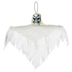 Hanging Decoration White Reaper Plastic / Fabric 35.5 cm, Radar 241771