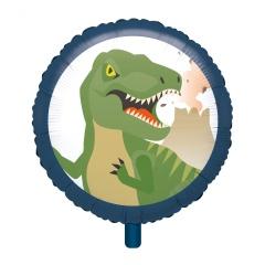 Balon folie Happy Dinosaur - 45 cm, Radar 39252