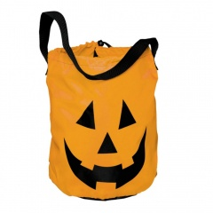 Tote Bag Pumpkin Fabric 30 x 25 cm, Amscan 370152