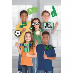 Accesorii foto party - fotbal, Radar 3901164, Set 13 buc