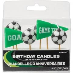 6 Pick Candles Goal Getter, Radar 172902