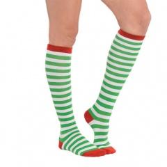 Socks Green Stripes One Size, Radar A392383-55