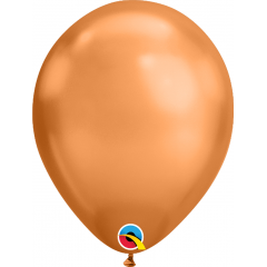 Balloon Chrome Copper - 11''/28 cm, Qualatex 12977