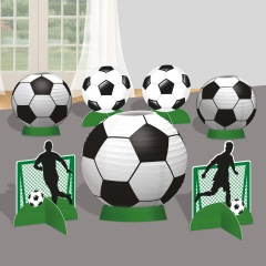 Kit Decor pentru masa Goal Getter, Amscan 282902 - 1 buc