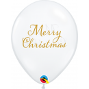 Simply Merry Christmas Balloons, Qualatex 97322