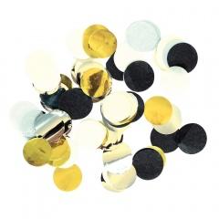 Confeti rorunde din folie pentru party si evenimente, 15g, Amscan 9902284