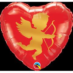 Cupid Foil Balloon, Qualatex 97152