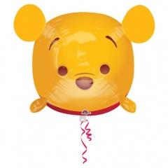 Balon Folie Figurina Winnie The Pooh - 30 x 48 cm, Amscan 34112