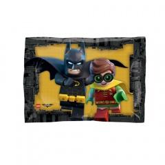 "JuniorShape ""Lego Batman"" Foil Balloon - 96 x 66 cm, Amscan 35876"