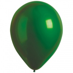 "Baloane latex 11""/28 cm Emerald- Satin Luxe Chrome, Radar 9906965"