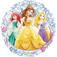 See-Thru Princesses Foil Balloon 66 cm, Amscan 26223