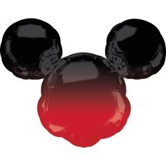 Balon Folie Figurina Cap Mickey Mouse Ombre - 68cm x 53 cm, Radar 40736