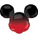 SuperShape Mickey Mouse Forever Ombré Foil Balloon - 68cm x 53cm, Radar 40736