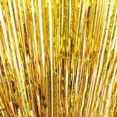 Fasii metalizate aurii pentru petrecere - 56 gr, Radar 47008/19, 1 punga