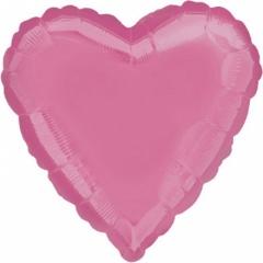 Balon folie inima 45 cm Pink, A23020