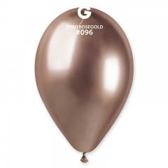 10 Latex Balloons Shiny Rose Gold, Gemar 120.96