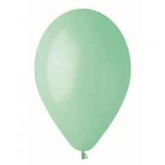 Mint Green 77 Latex Balloons , 10 inch (26 cm), Gemar G90.77