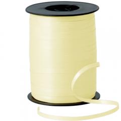 Gold Curling Ribbon 5mm x 500m, Qualatex 25899, 1 Roll