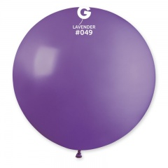 Baloane Latex Jumbo 100 cm, Lila 49, G40.49
