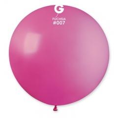 Baloane Latex Jumbo 100 cm, Magenta 07, G40.07