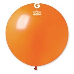 Baloane Latex Jumbo 100 cm, Orange 04, G40.04