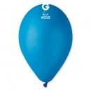 Blue 10 Latex Balloons , 10 inch (26 cm), Gemar G90.10, Pack Of 100 pieces